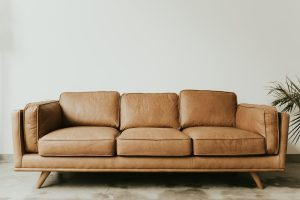 how to fluff attached sofa cushions