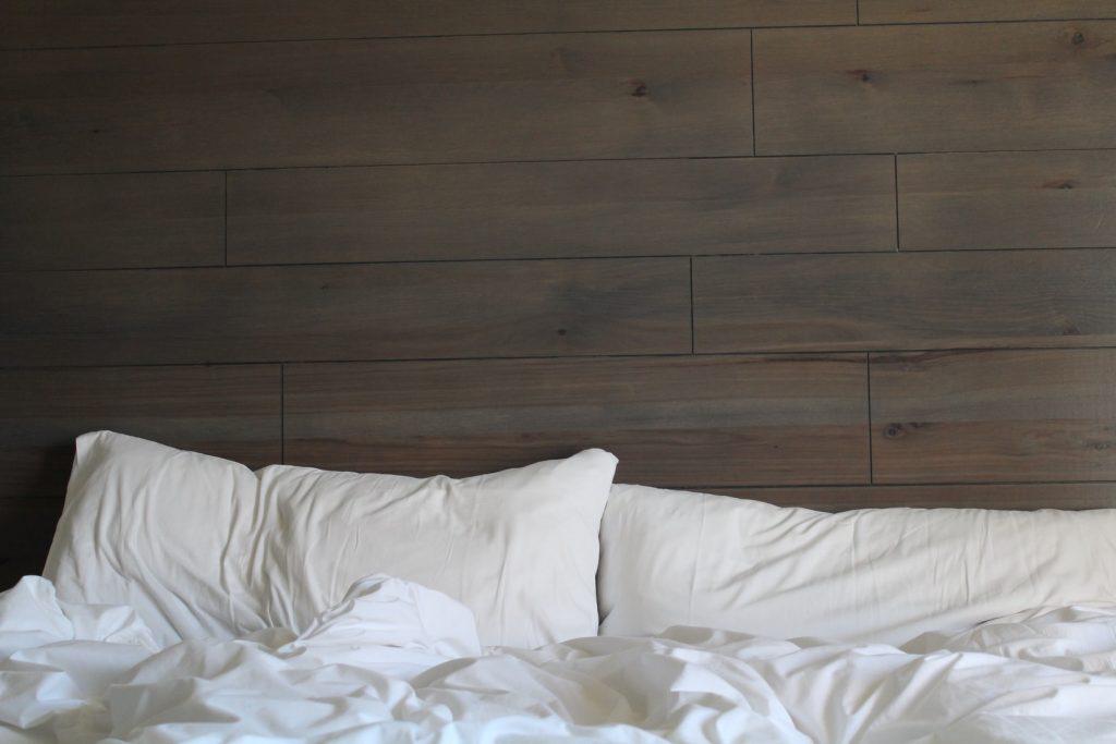 how to hide adjustable bed frame