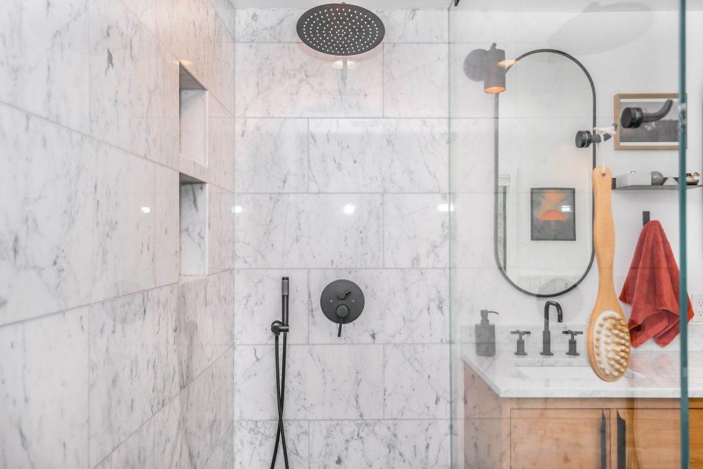 can shower head increase water pressure