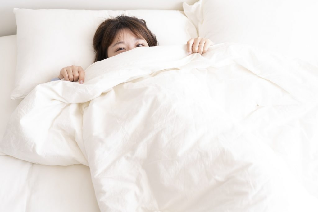 Can you wash a weighted blanket made with rice