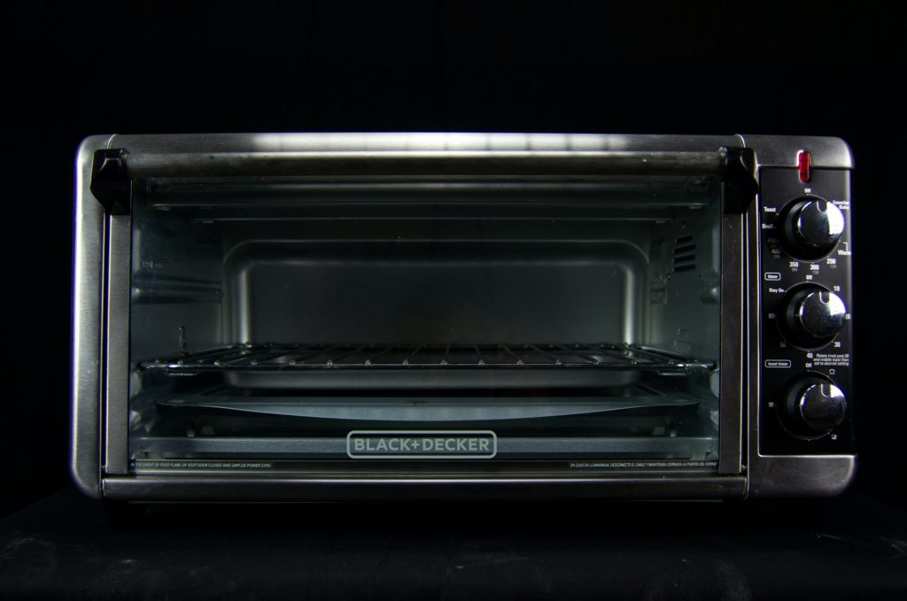 how to protect cabinets from toaster oven heat