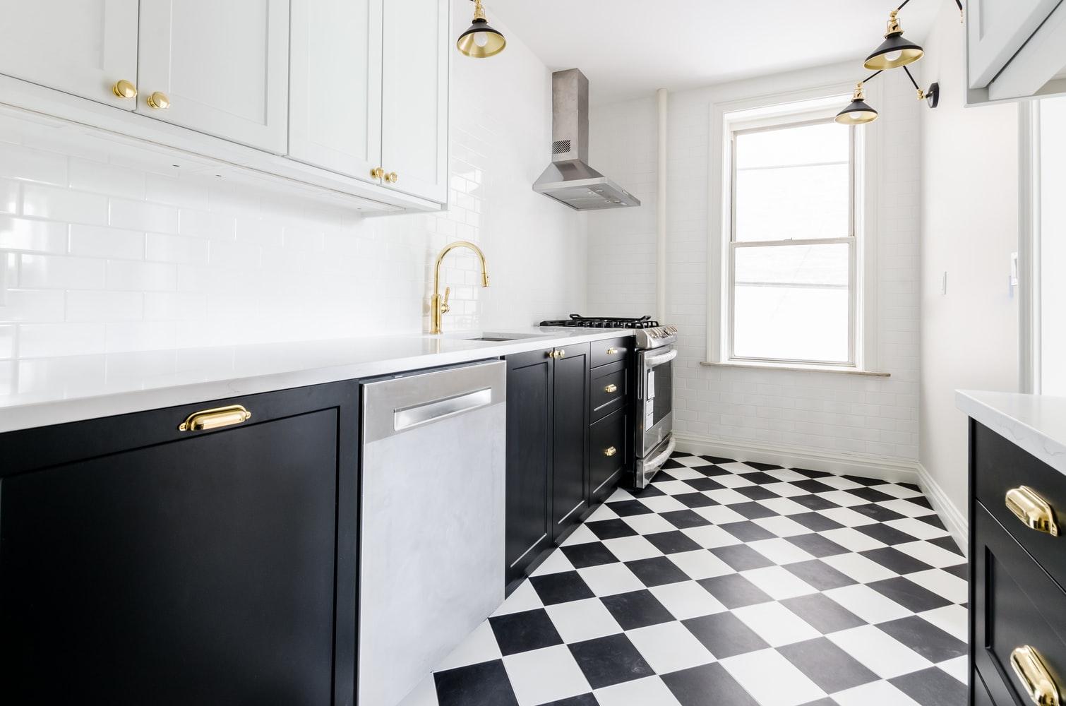 dishwasher door not aligned properly