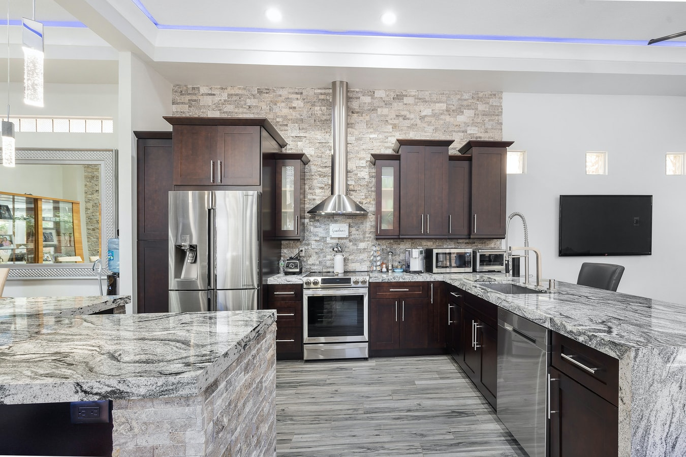 can you replace backsplash without replacing countertops