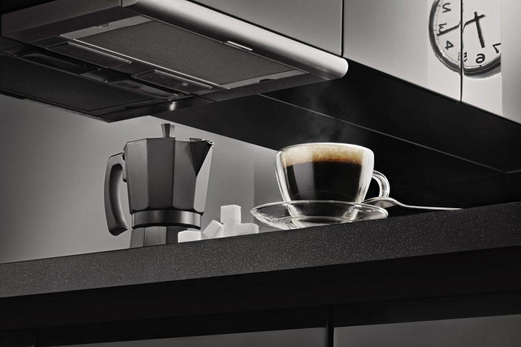 are black kitchen cabinets a bad idea