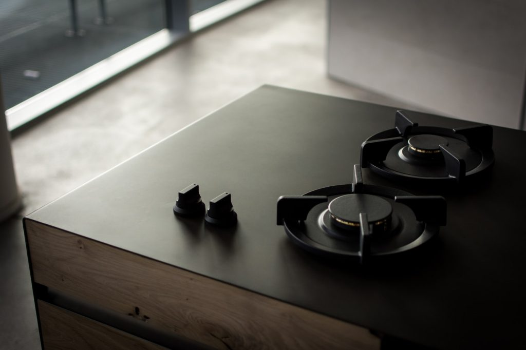 are black appliances still in style