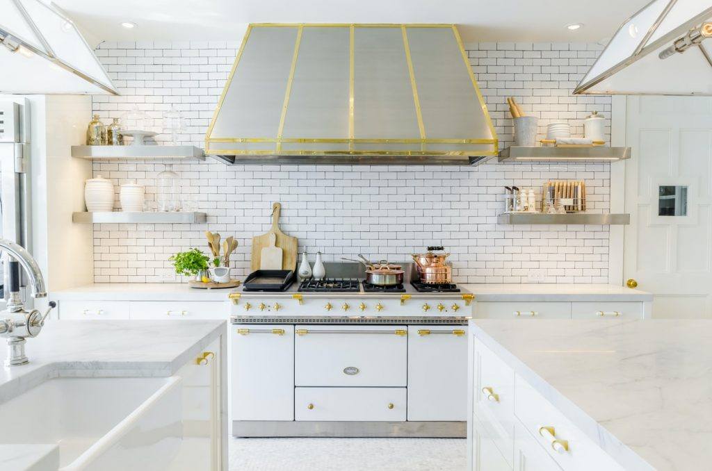 does a kitchen need an external door