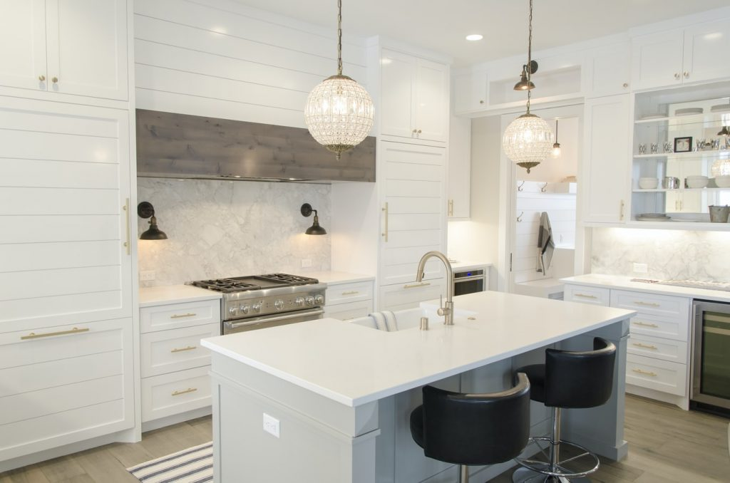 are gloss kitchens going out of fashion