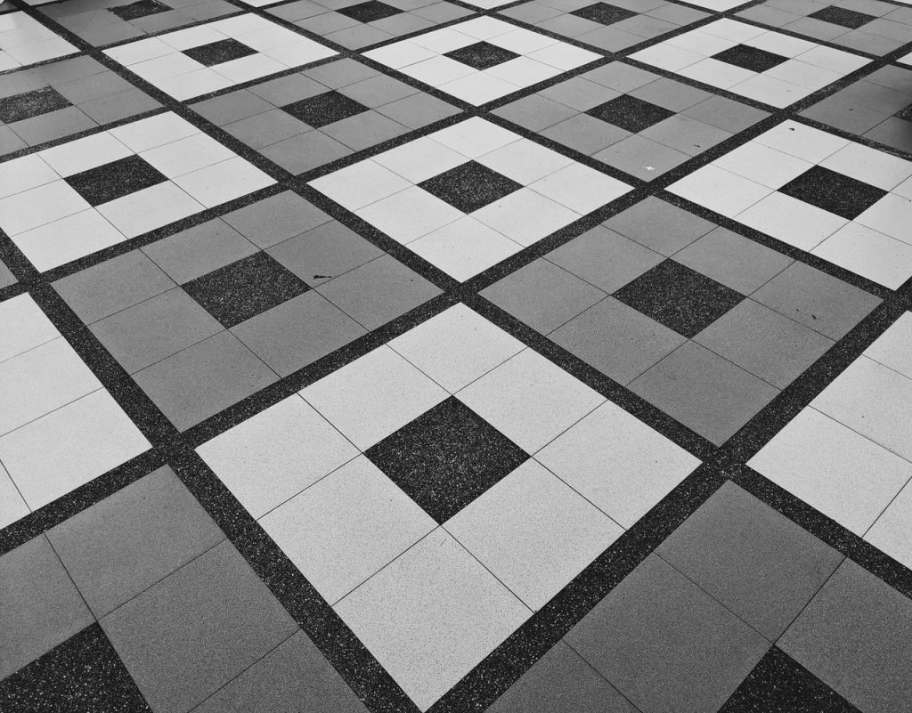 painting tile floors pros and cons