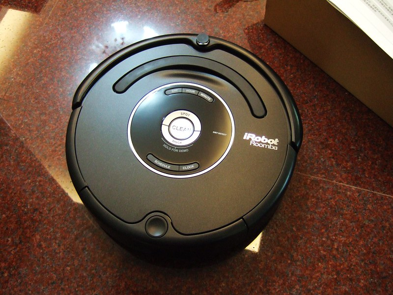 can you use roomba on multiple floors