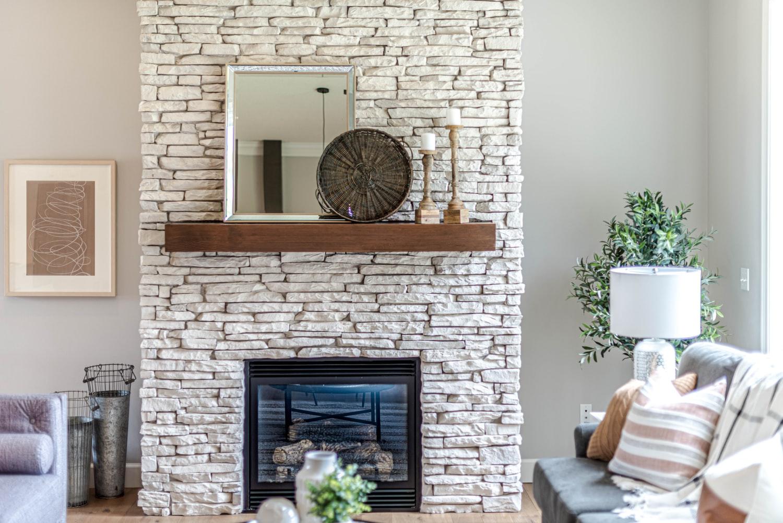 can you close fireplace glass doors