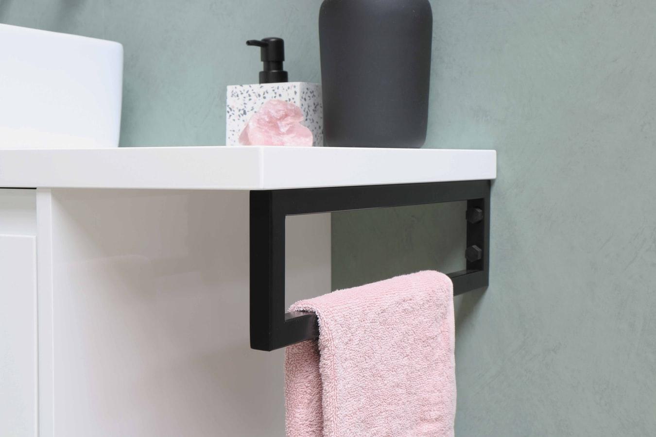 Can a towel warmer catch fire