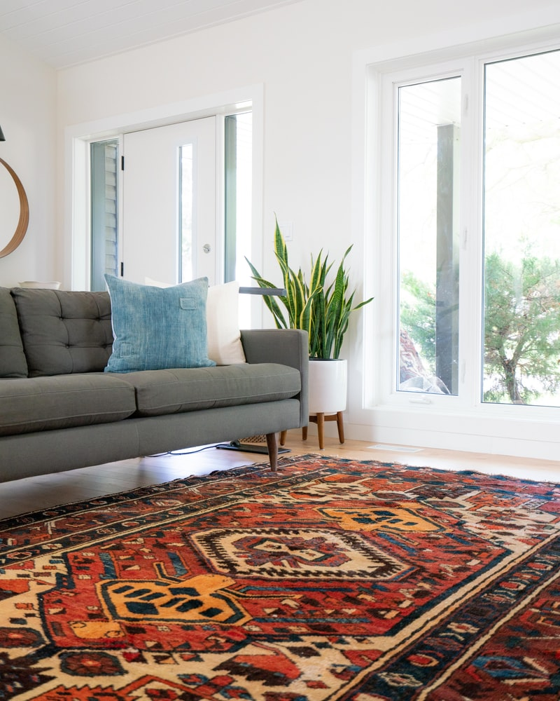 Do I need a rug in my living room