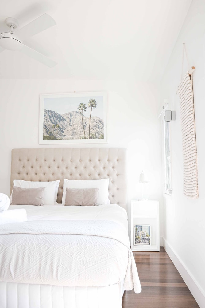how to make a bed skirt look good