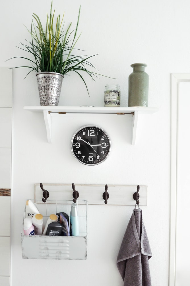 how long can a bathroom exhaust fan run