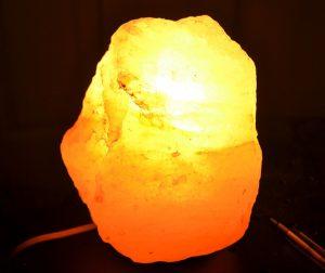 Do salt lamps attract spirits
