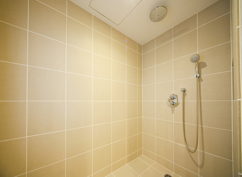 Are shower heads universal