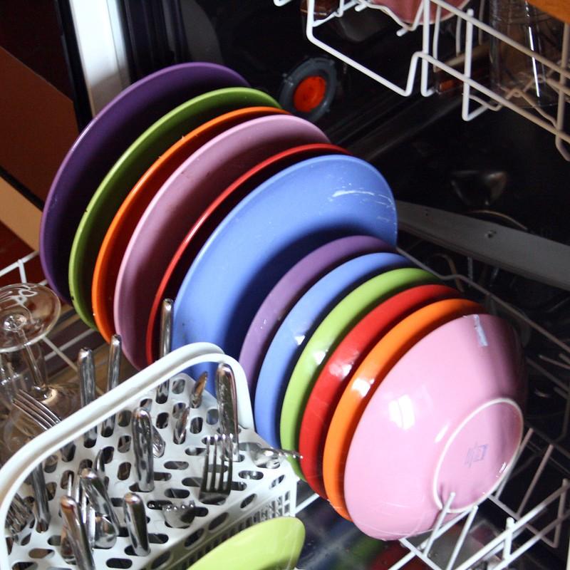 Kenmore Elite dishwasher reset