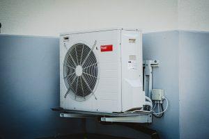 air conditioner smells like vinegar