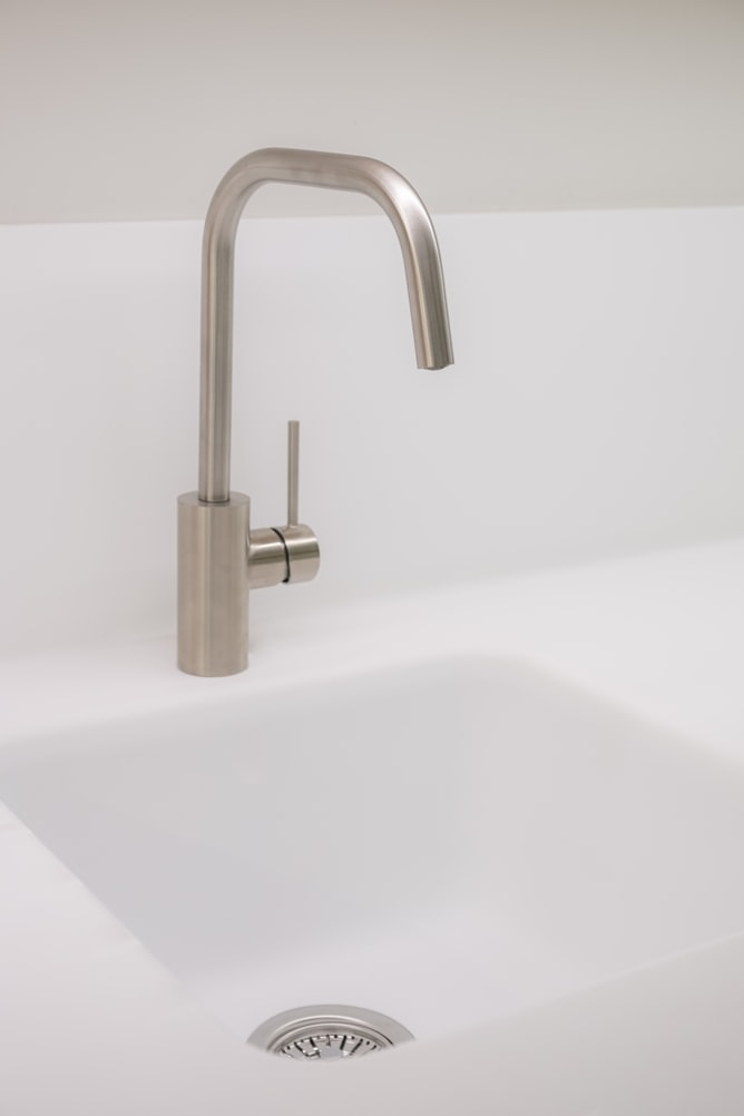 low water pressure in kitchen sink but nowhere else