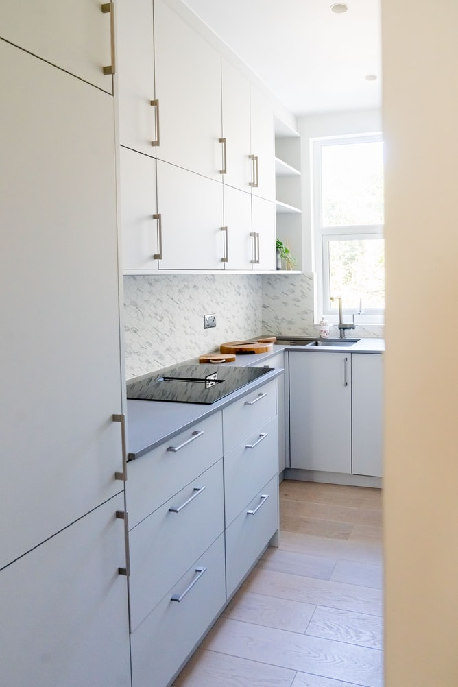 paint inside of cabinets
