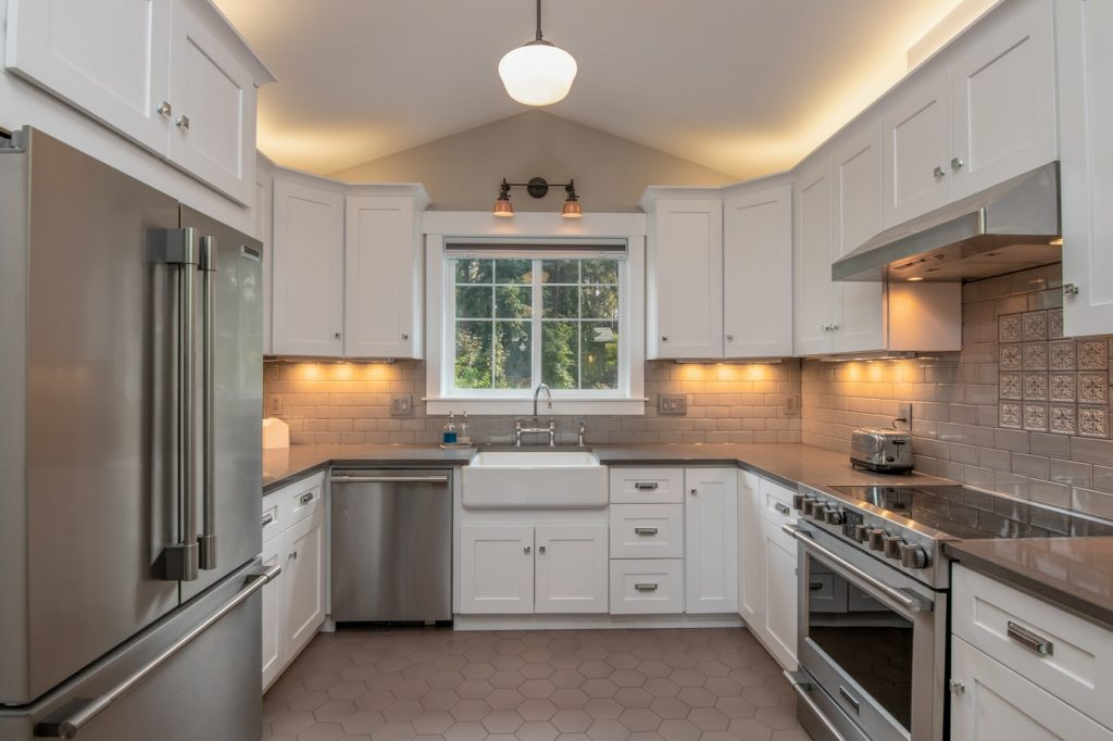 switching from gas to electric stove