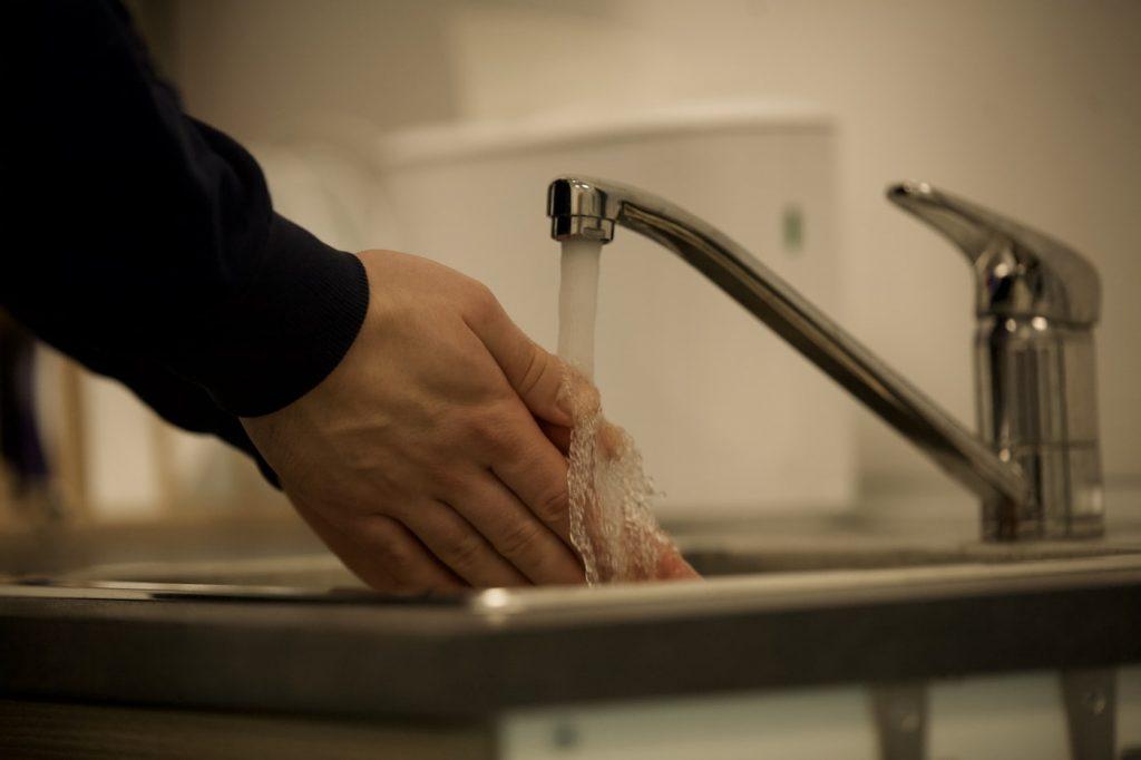 ceramic disc faucet
